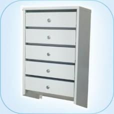 Многосекционный почтовый шкаф ПС-05