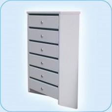Многосекционный почтовый шкаф ПС-06