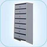 Многосекционный почтовый шкаф ПС-07