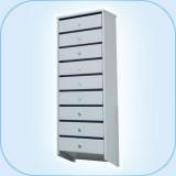 Многосекционный почтовый шкаф ПС-09