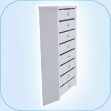 Многосекционный почтовый шкаф ГПС-18